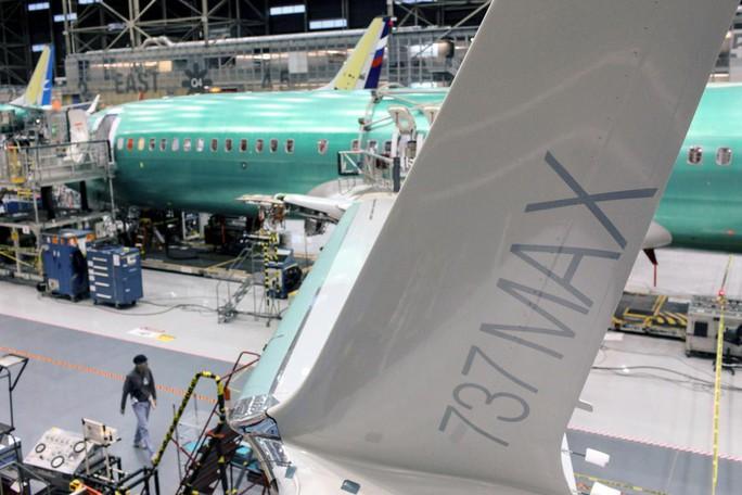 FAA lập nhóm quốc tế đánh giá lại an toàn bay của Boeing 737 Max - Ảnh 1.