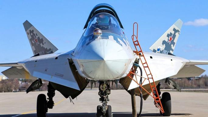 Mỹ tạo cho Nga cơ hội xuất khẩu Su-57 sang Thổ Nhĩ Kỳ - Ảnh 1.