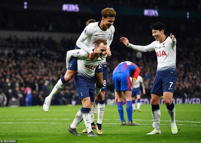 Son Heung-min lập đại công trên sân mới tỉ bảng của Tottenham - Ảnh 6.