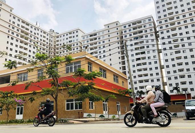 Tìm lối ra cho 5.034 căn hộ Thủ Thiêm - Ảnh 1.