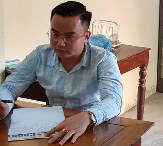 Quảng Nam: Làm giả sổ đỏ chiếm đoạt hàng trăm triệu đồng - Ảnh 1.