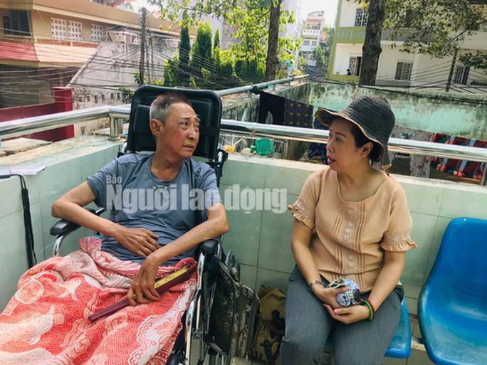 Nghệ sĩ Lê Bình ráng viết cho xong quyển hồi ký cuộc đời - Ảnh 3.
