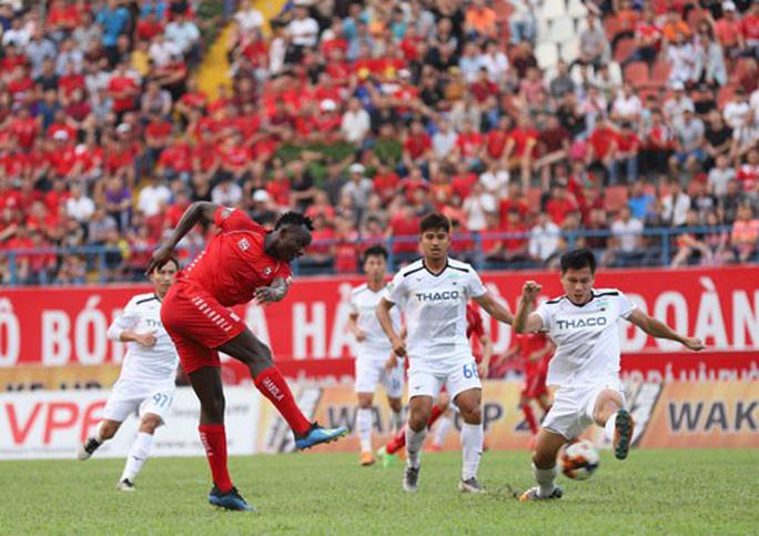 HAGL thua 3 trận liền tại V-League 2019 - Ảnh 1.