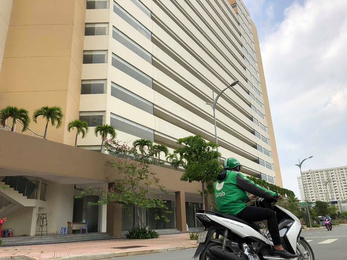 [Video Flycam] Hàng ngàn căn hộ tái định cư bỏ hoang ở TP HCM - Ảnh 6.