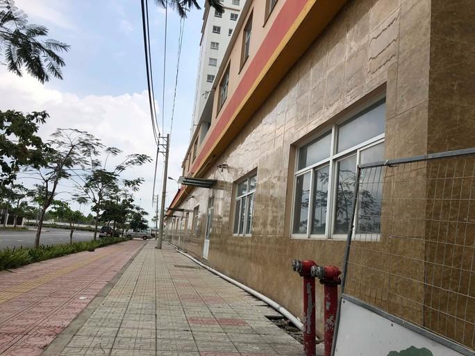 [Video Flycam] Hàng ngàn căn hộ tái định cư bỏ hoang ở TP HCM - Ảnh 9.