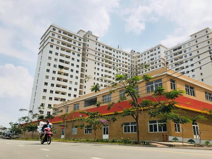 [Video Flycam] Hàng ngàn căn hộ tái định cư bỏ hoang ở TP HCM - Ảnh 5.