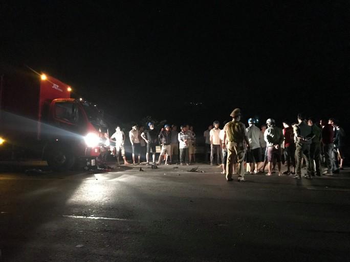 Đà Nẵng: 4 ngày, 4 người chết vì tai nạn liên quan đến xe tải - Ảnh 1.