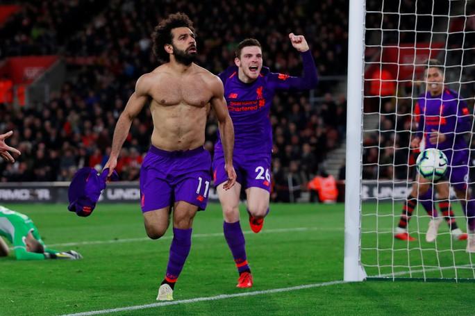 Vua Salah trở lại, Liverpool tăng tốc cuộc đua vô địch  - Ảnh 5.