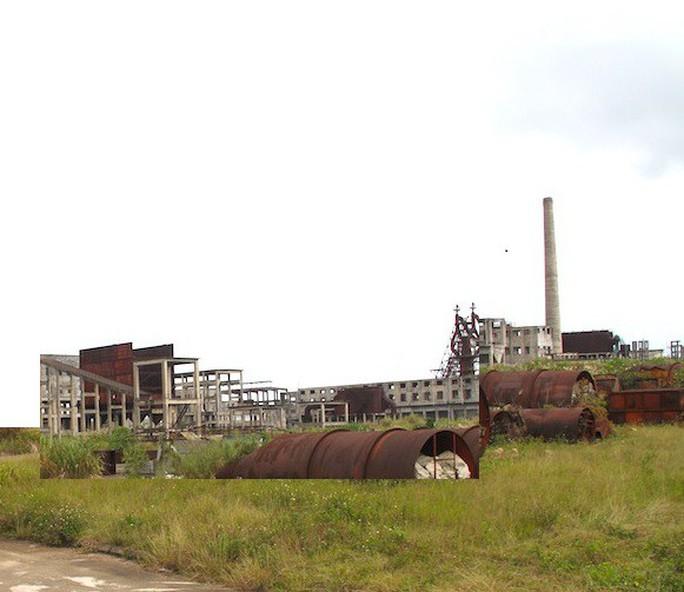 Cận cảnh nhà máy thép 1.700 tỉ đồng bỏ hoang đem đấu giá chỉ hơn 100 tỉ đồng - Ảnh 1.