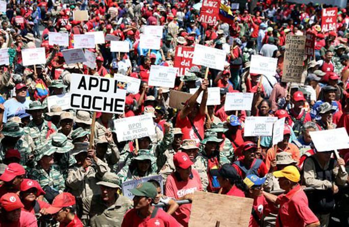 Cuba cáo buộc Mỹ can thiệp vào Venezuela - Ảnh 1.