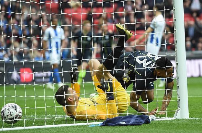 Vào chung kết FA Cup, Man City tiến sát giấc mơ ăn 4 - Ảnh 4.