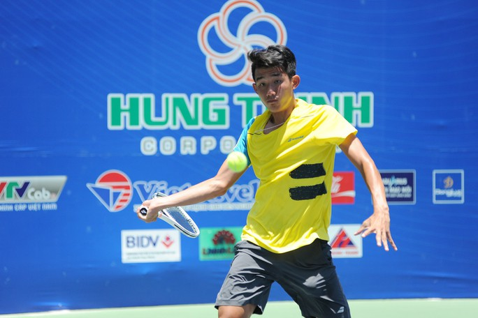 Hoàng Nam đấu Văn Phương tại ITF World Tennis Tour M25-2019 - Ảnh 2.