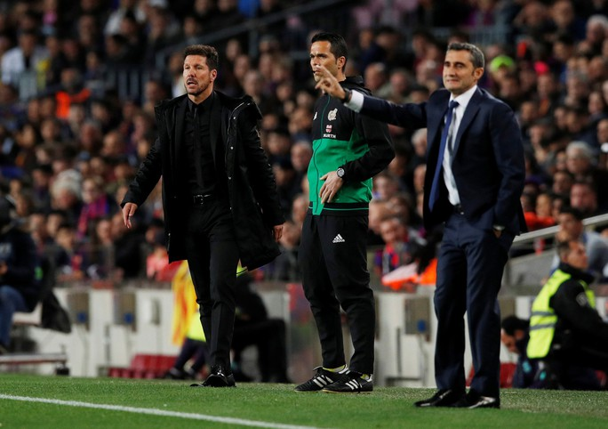 Thẻ đỏ Diego Costa định đoạt trận chung kết sớm La Liga - Ảnh 2.