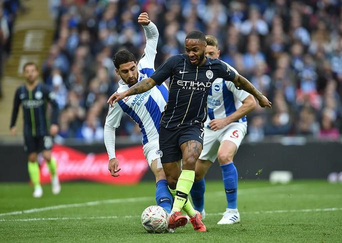 Vào chung kết FA Cup, Man City tiến sát giấc mơ ăn 4 - Ảnh 5.
