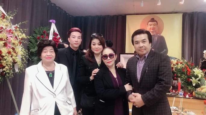 Tỉ phú Hoàng Kiều hỗ trợ gia đình nghệ sĩ Anh Vũ 30.000 USD - Ảnh 2.