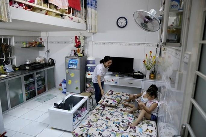 Hà Nam: Căn hộ giá rẻ giúp công nhân có chỗ ở - Ảnh 1.