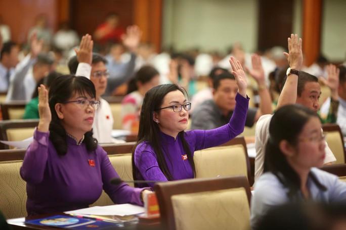 Chuẩn bị miễn nhiệm chức danh Chủ tịch HĐND TP HCM đối với bà Nguyễn Thị Quyết Tâm - Ảnh 2.