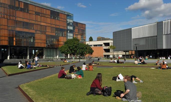 Úc: Bít cửa gian lận trực tuyến ở đại học bằng án tù 2 năm - Ảnh 1.