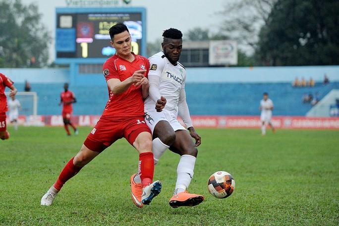 Bạn thủ môn Văn Lâm quyết ghi điểm trước HLV Park - Ảnh 1.