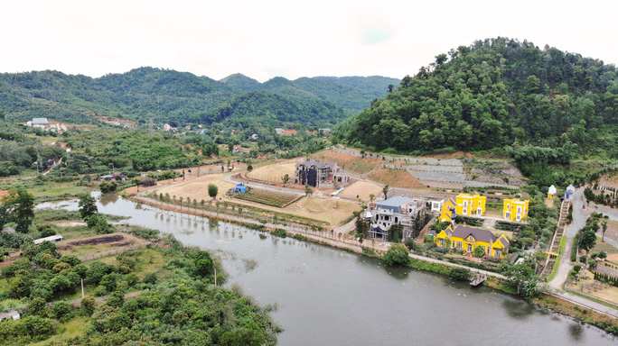 Chủ tịch Hà Nội nói gì về kết luận thanh tra vụ xẻ thịt đất rừng Sóc Sơn? - Ảnh 2.