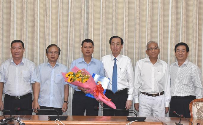 TP HCM: UBND quận 2 có phó chủ tịch mới - Ảnh 1.