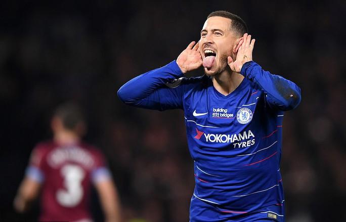 Siêu phẩm Hazard định đoạt số phận trận derby London - Ảnh 2.