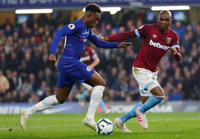 Siêu phẩm Hazard định đoạt số phận trận derby London - Ảnh 6.