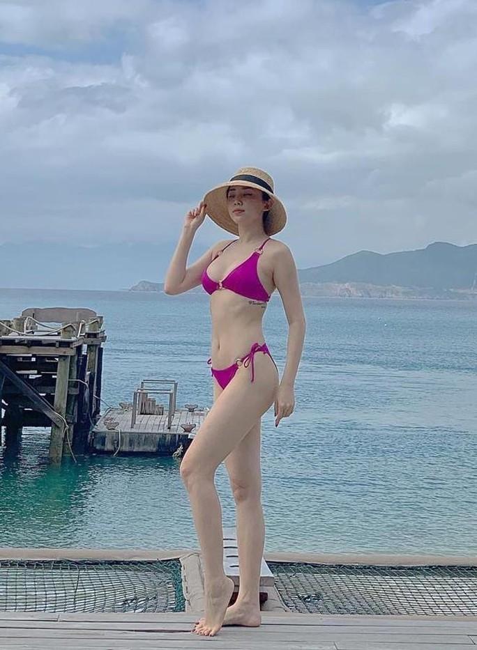 Ngắm sao Việt với bikini - Ảnh 1.