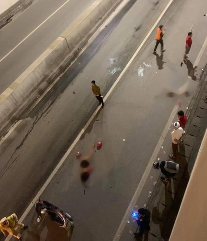 Tài xế xe Mercedes uống rượu bia, tông 2 phụ nữ tử vong trong hầm Kim Liên - Ảnh 5.