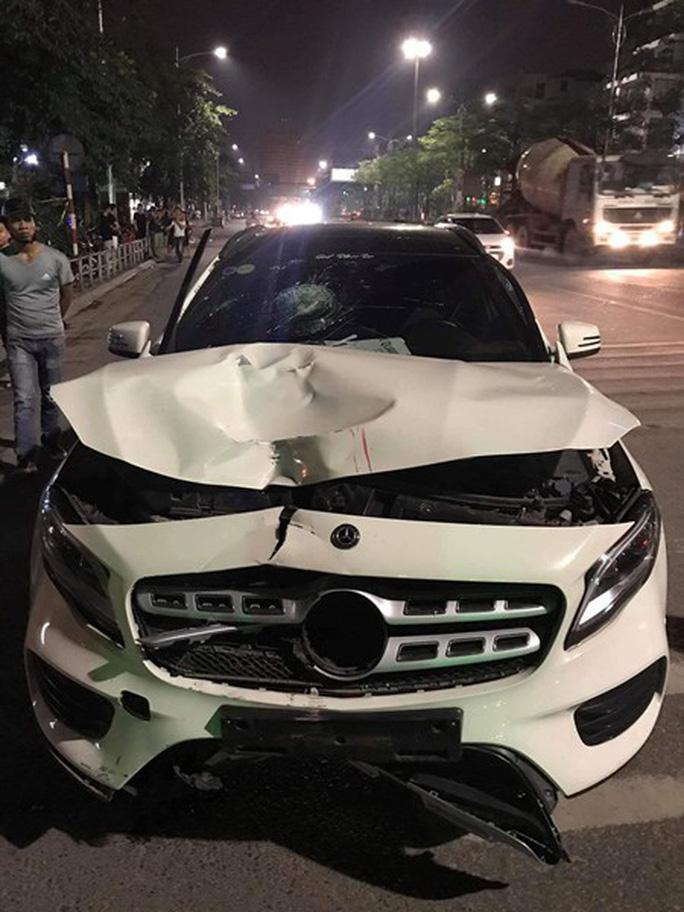 Tài xế xe Mercedes uống rượu bia, tông 2 phụ nữ tử vong trong hầm Kim Liên - Ảnh 7.