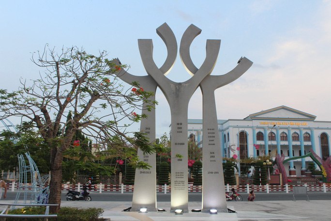 Chiêm ngưỡng những công trình kỷ lục Việt Nam tại quảng trường lớn nhất ĐBSCL - Ảnh 10.