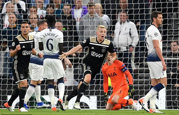 Ajax đè chủ nhà Tottenham, mơ chung kết Champions League - Ảnh 5.