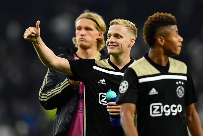 Ajax đè chủ nhà Tottenham, mơ chung kết Champions League - Ảnh 10.