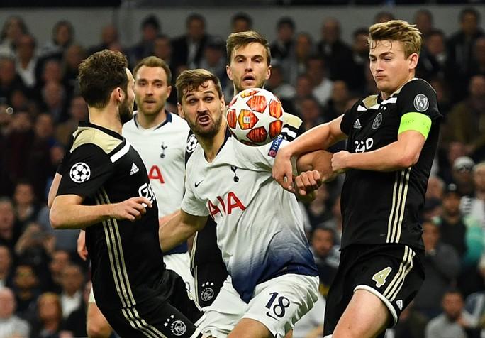 Ajax đè chủ nhà Tottenham, mơ chung kết Champions League - Ảnh 3.