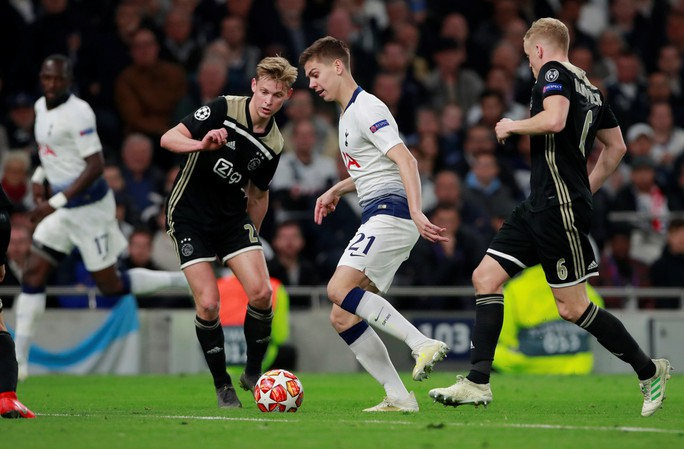 Ajax đè chủ nhà Tottenham, mơ chung kết Champions League - Ảnh 9.