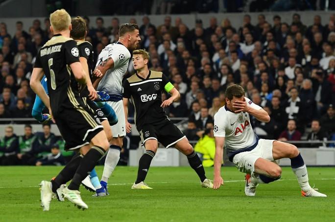 Ajax đè chủ nhà Tottenham, mơ chung kết Champions League - Ảnh 7.