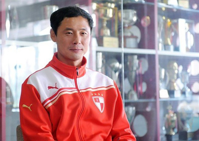 HLV Park Hang-seo lại thay tướng ở U23 Việt Nam - Ảnh 2.