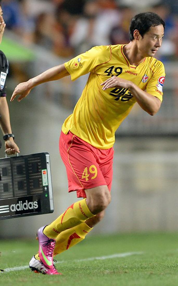 HLV Park Hang-seo lại thay tướng ở U23 Việt Nam - Ảnh 1.