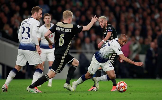 Ajax đè chủ nhà Tottenham, mơ chung kết Champions League - Ảnh 2.
