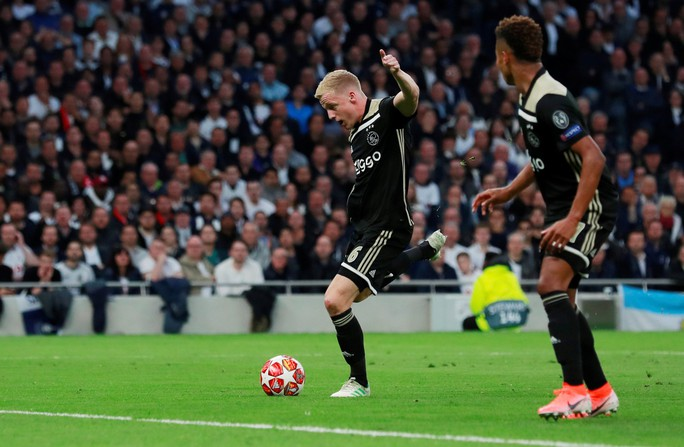 Ajax đè chủ nhà Tottenham, mơ chung kết Champions League - Ảnh 4.