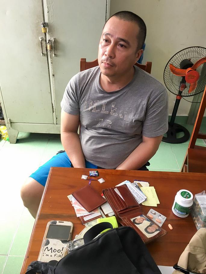 Thuyền viên nước ngoài bị bắt khi làm liều ở cảng Cát Lái - Ảnh 1.