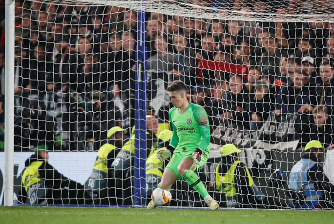 Arsenal đại thắng nhờ hat-trick, Chelsea nghẹt thở thắng luân lưu - Ảnh 11.