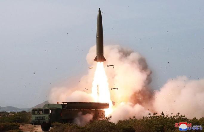Dấu ấn Nga trong các tên lửa mới phóng của Triều Tiên - Ảnh 3.