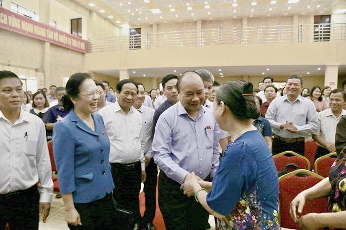 Thủ tướng nhắc tới sự chỉ đạo của Tổng Bí thư, Chủ tịch nước về xây dựng Đảng - Ảnh 3.