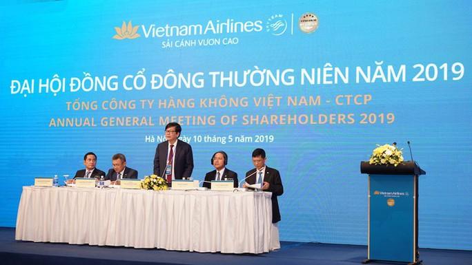 """Kinh doanh ấn tượng, Vietnam Airlines """"chốt"""" chia cổ tức 10% - Ảnh 1."""