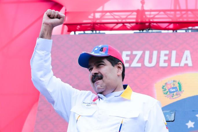 Mỹ nhắm vào lĩnh vực an ninh và quốc phòng của Venezuela - Ảnh 1.