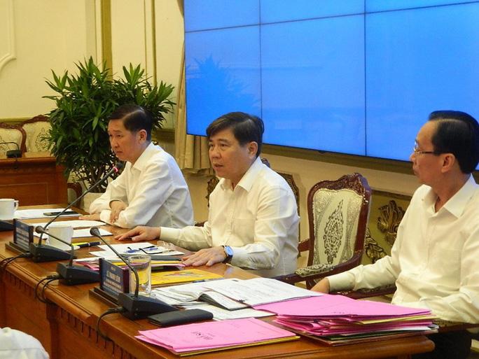 Chủ tịch Nguyễn Thành Phong nói ông xót xa khi nhiều dự án đứng chựng! - Ảnh 1.