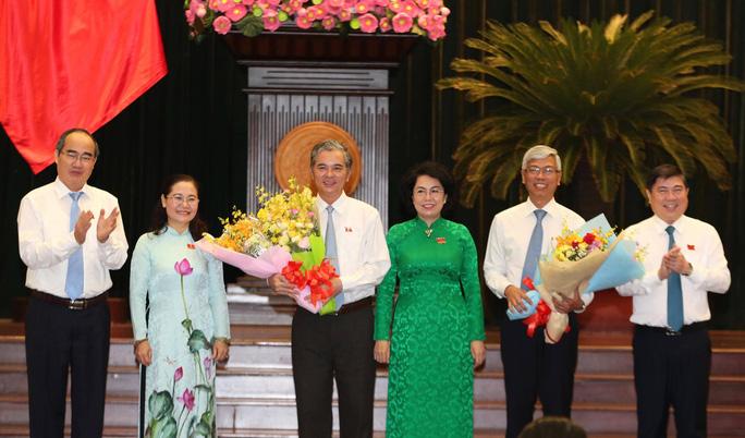 Thiếu tướng công an và Chánh Văn phòng UBND TP được bầu làm Phó Chủ tịch UBND TP HCM - Ảnh 3.