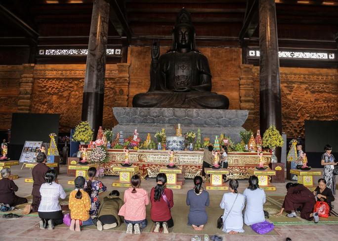 Cận cảnh Chùa Tam Chúc sẵn sàng cho đại lễ Phật đản Vesak 2019 - Ảnh 14.