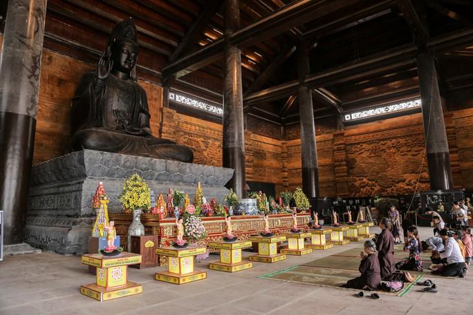 Cận cảnh Chùa Tam Chúc sẵn sàng cho đại lễ Phật đản Vesak 2019 - Ảnh 20.